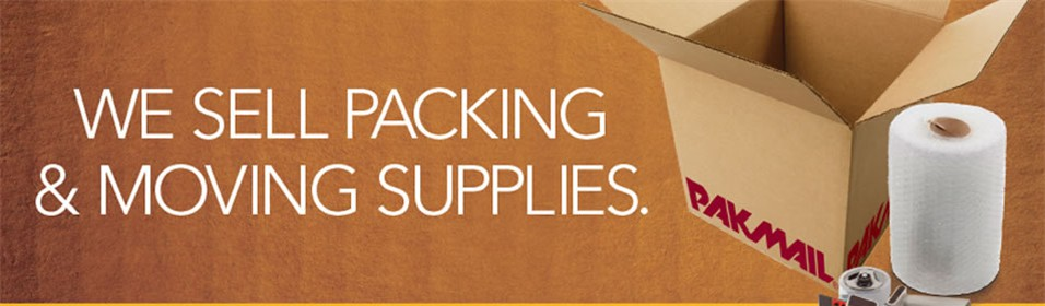 We Sell Packing Supplies