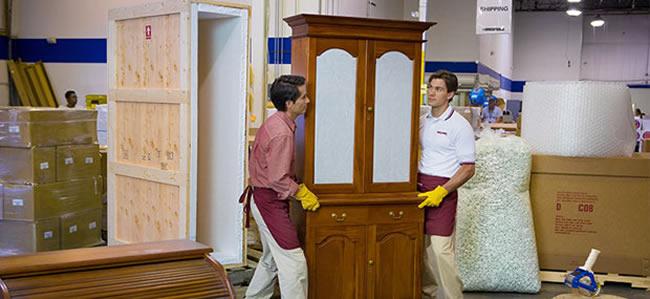 Furniture Shipping Wellington
